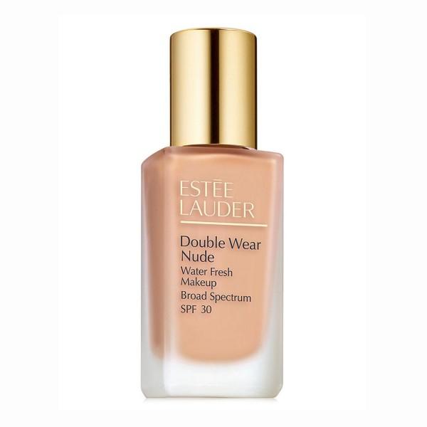 Estee lauder double wear nude water fresh makeup pebble