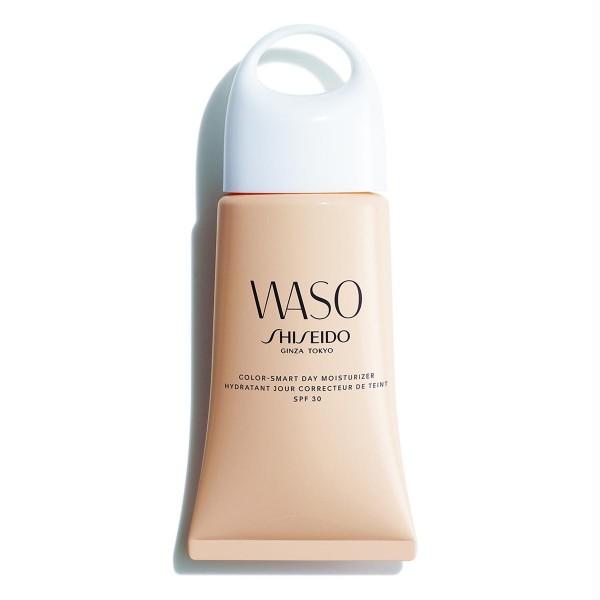 Shiseido waso moisturizer color smart day spf30 50ml