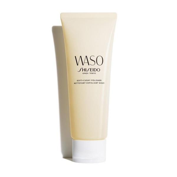 Shiseido waso soft-cushy polisher 75ml