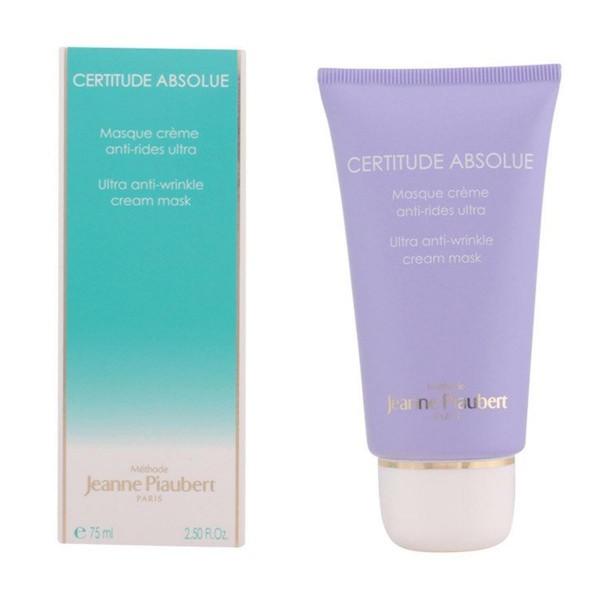 Jeanne piaubert certitude absolue ultra cream mask anti-wrinkle 75ml