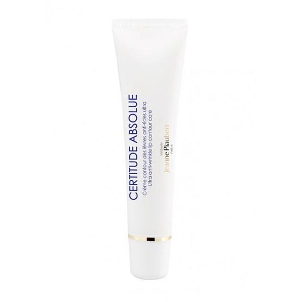 Jeanne piaubert certitude absolue ultra lip contour care anti-wrinkle 15ml