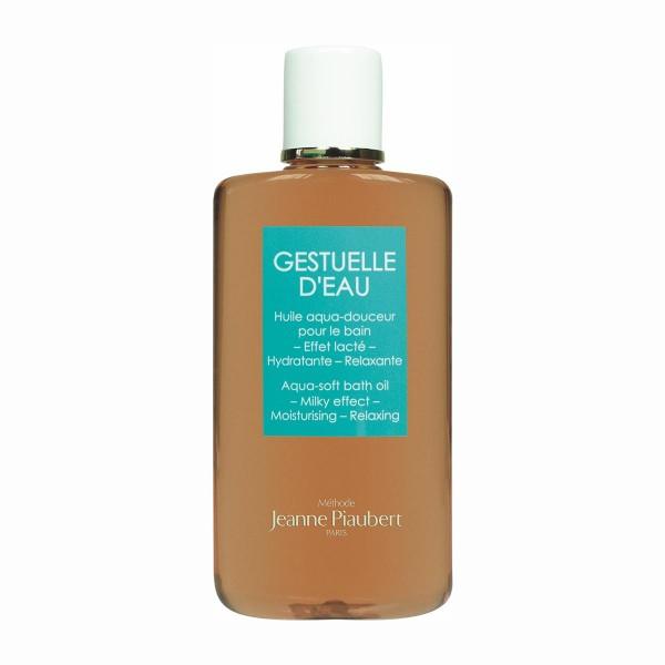 Jeanne piaubert gestuelle d'eau bath oil milky effect aqua-soft 200ml