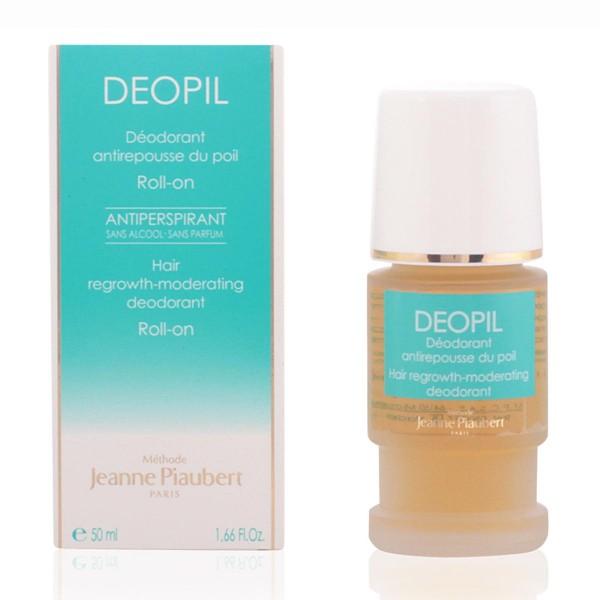 Jeanne piaubert deopil deodorant roll-on roll-on 50ml