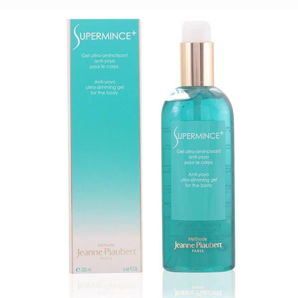 Jeanne piaubert supermince+ ultra-slimming gel anti-yoyo 200ml
