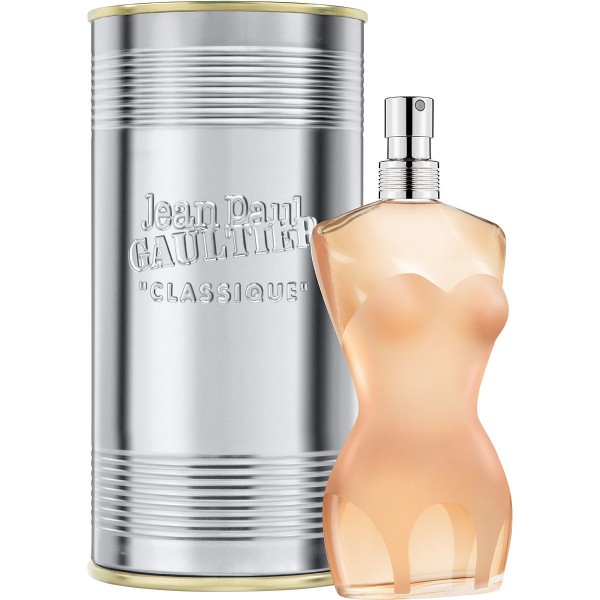 Jean paul gaultier classique eau de toilette 50ml vaporizador