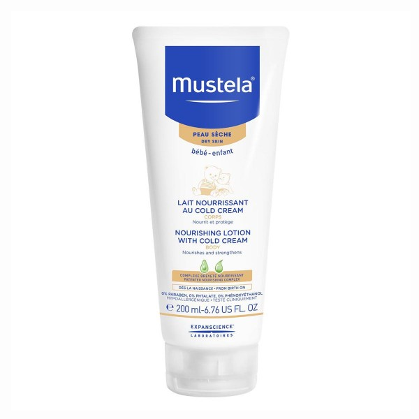 Mustela bebe nourishing lotion piel seca 200ml