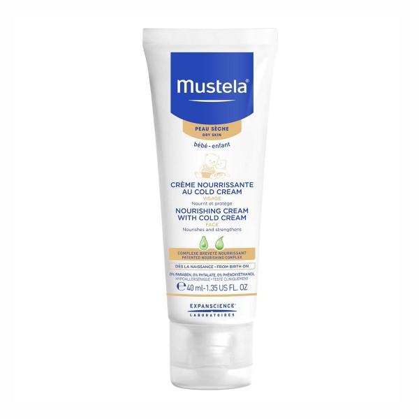 Mustela bebe nourishing cream piel seca 40ml