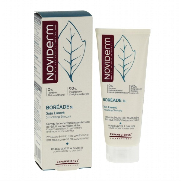 Mustela boreade sl smoothing skincare piel mixta a grasa 40ml