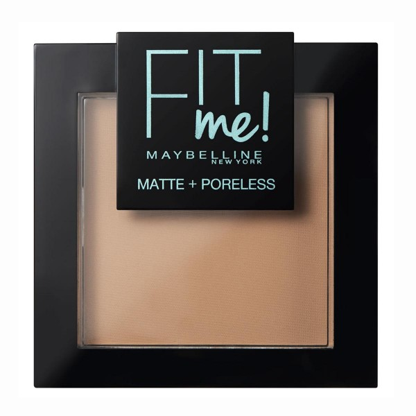Maybelline fit me polvos compactos 250 sun beige