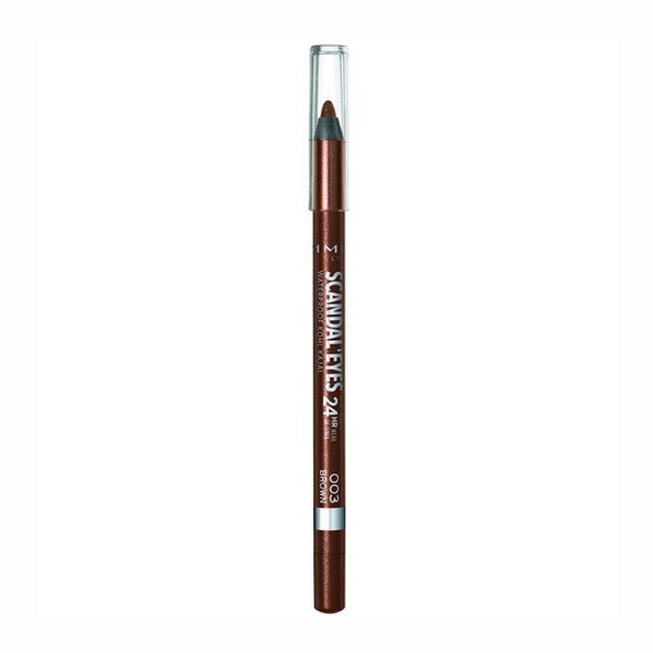 Rimmel scandal'eyes 24h khol kajal 003 brown waterproof