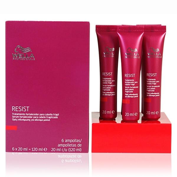 Resist tratamiento serum cabello fragil 120ml