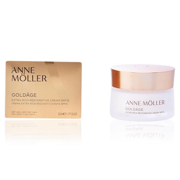 Anne moller goldage crema extra rica restorative spf15 50ml