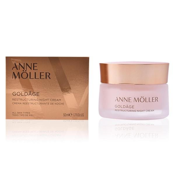 Anne moller goldage crema de noche restructuring 50ml