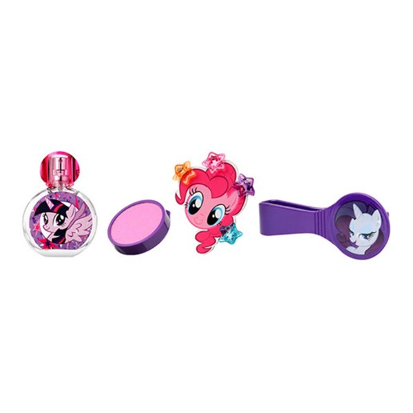 My little pony my little pony eau de toilette 30ml + accesorios de cabello