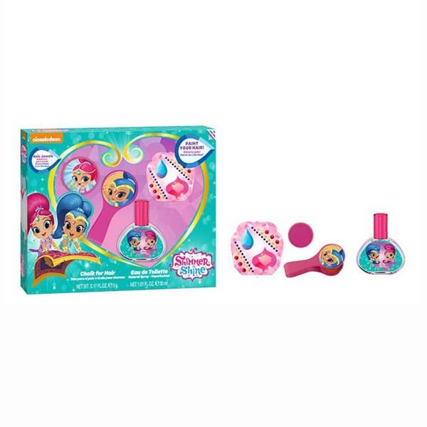 Shimmer & shine shimmer & shine eau de toilette 30ml vaporizador + accesorios de cabello
