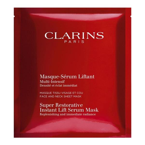 Clarins multi-intensive mascarilla serum pack 5un