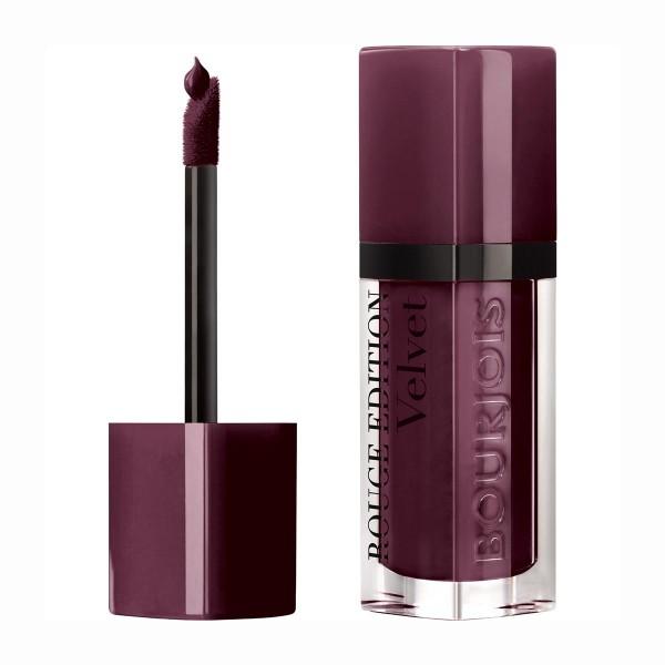 Bourjois rouge velvet edition barra de labios 025 dark purple