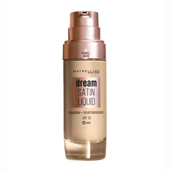 Maybelline dream satin liquid base 30 sand