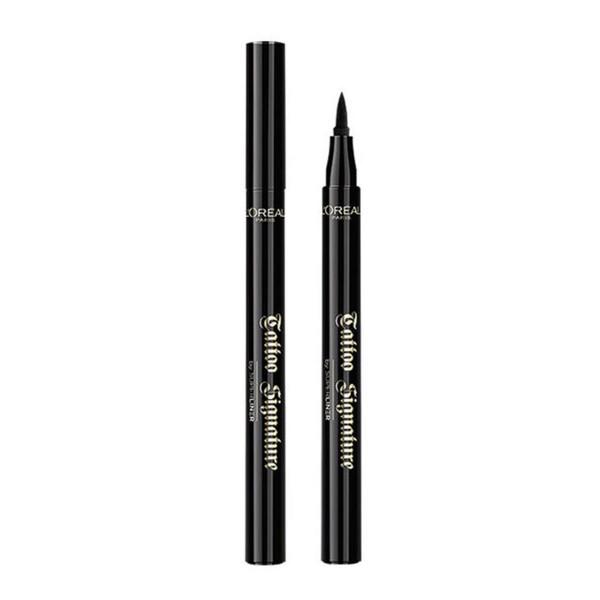 Loreal superliner ink precious perfilador de ojos 01 extra black