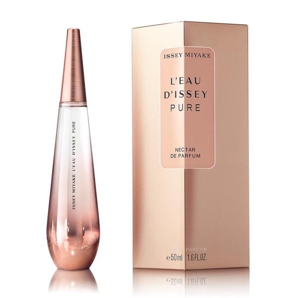 Issey miyake l'eau d'issey pure nectar de parfum 50ml vaporizador