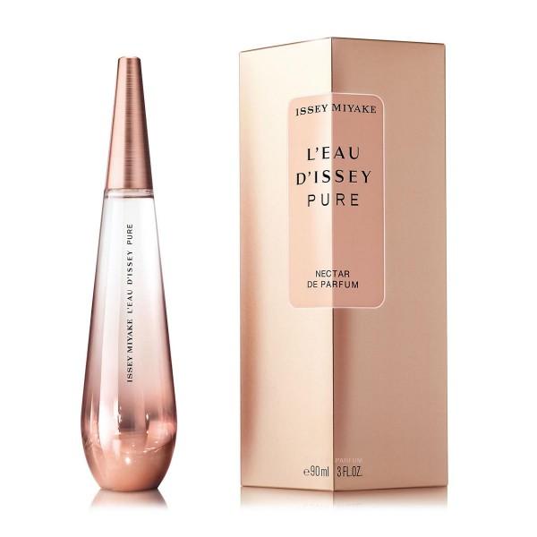 Issey miyake l'eau d'issey pure nectar de parfum 90ml vaporizador