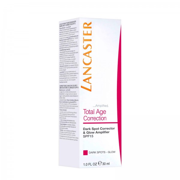 Lancaster total age correction corrector glow amplifier