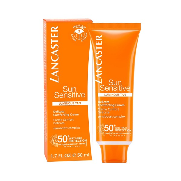 Lancaster sun sensitive crema solar spf50 50ml