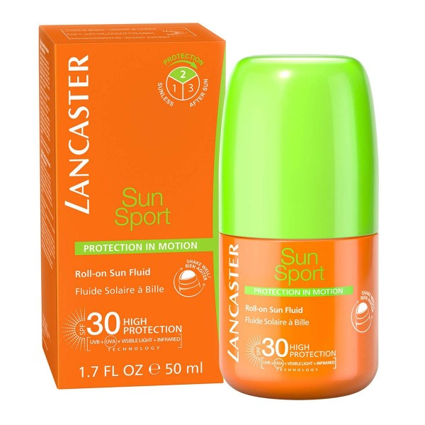 Lancaster sun sport desodorante roll-on spf30 50ml