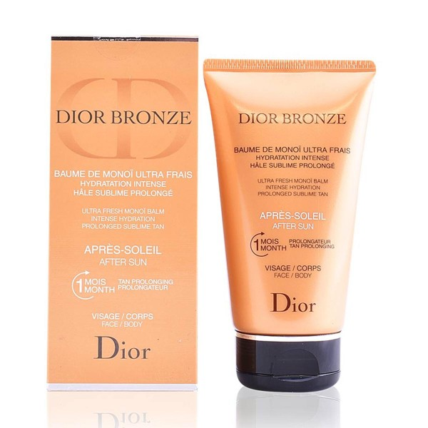 Dior bronze balsamo after sun tubo 150ml