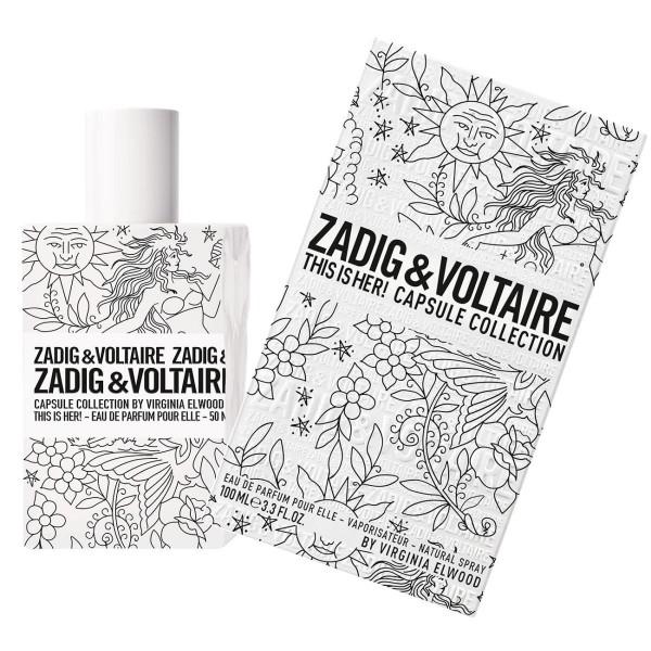 Zadig&voltaire this is her eau de parfum capsule collection 100ml vaporizador