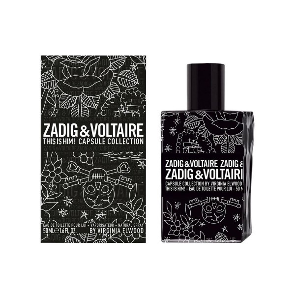 Zadig&voltaire this is him eau de toilette capsule collection 50ml vaporizador