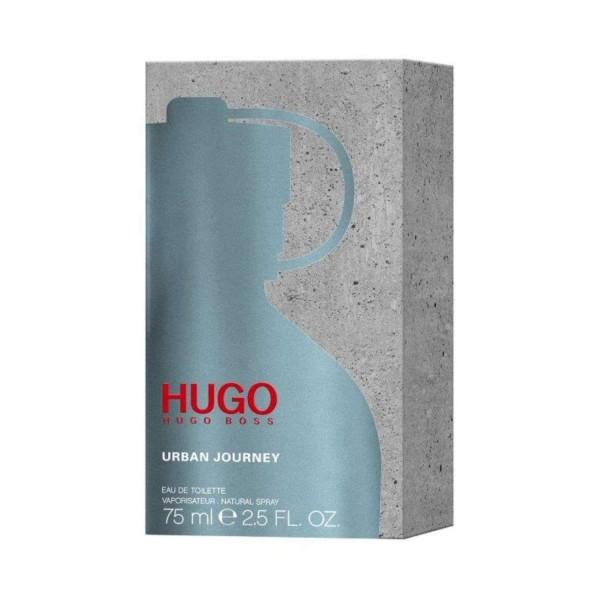 Hugo boss urban journey eau de toilette 75ml vaporizador