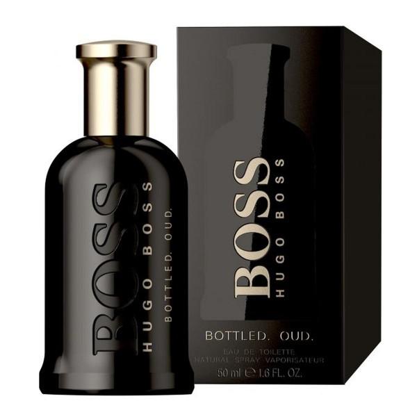 Hugo boss boss bottled oud eau de toilette 50ml vaporizador