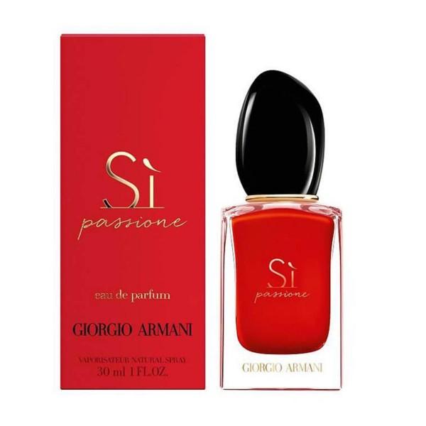 Giorgio armani si passione eau de parfum 30ml vaporizador