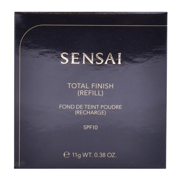 Kanebo cellular foundation total finish refill colorete tf204 5 11gr