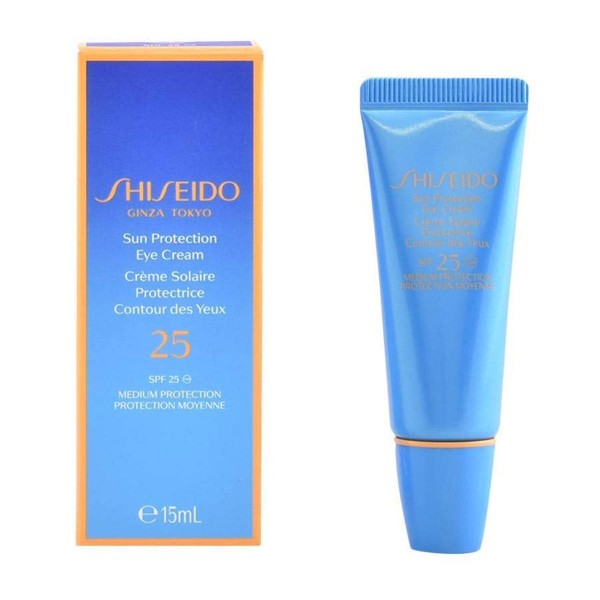 Shiseido sun protection crema de ojos spf25 15ml