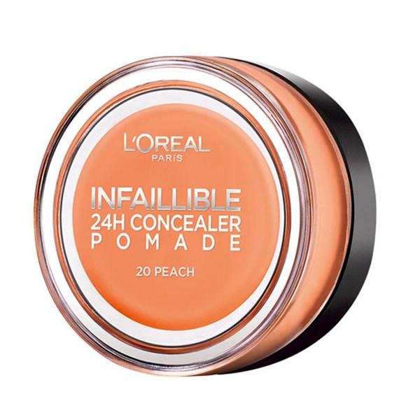 L'oreal infaillible pomade corrector 20 peach