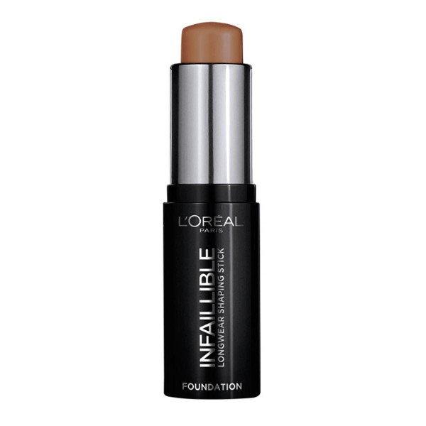 L'oreal infaillible longwear shaping stick 220 caramel toffee