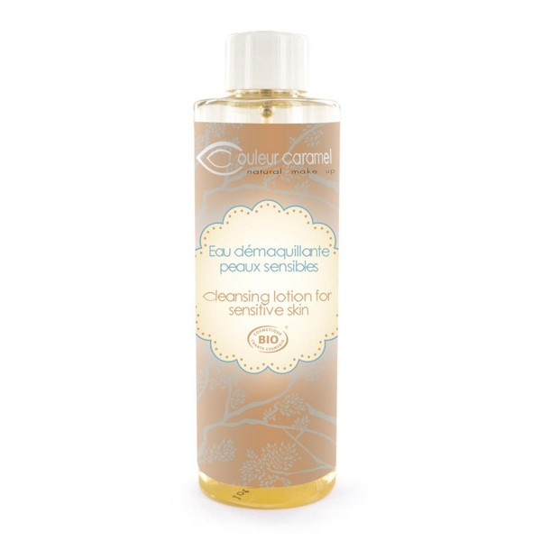 Couleur caramel body cleansing lotion for sensitive skin 200ml