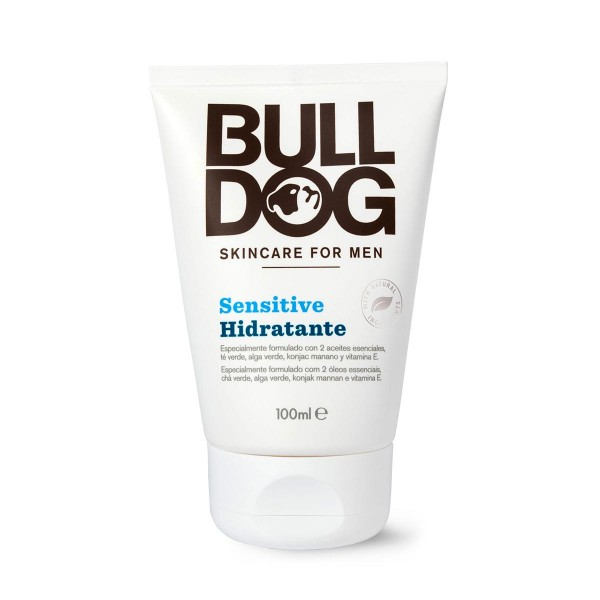 Bulldog skincare for men sensitive crema hidratante 100ml