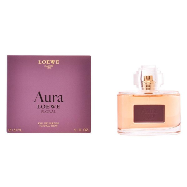 Loewe aura floral eau de parfum 120ml vaporizador
