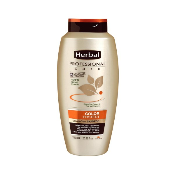 Herbal hispania professional care champu color protect 750ml
