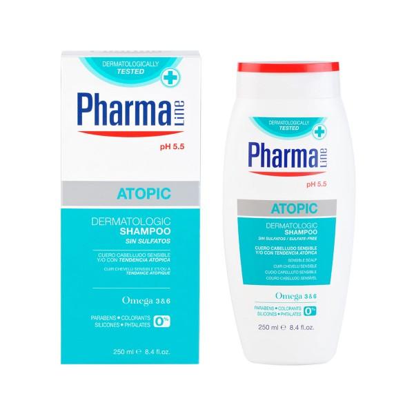 Pharmaline atopic champu 250ml
