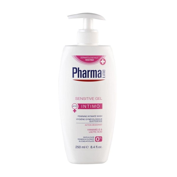 Pharmaline sensitive gel intimo 250ml