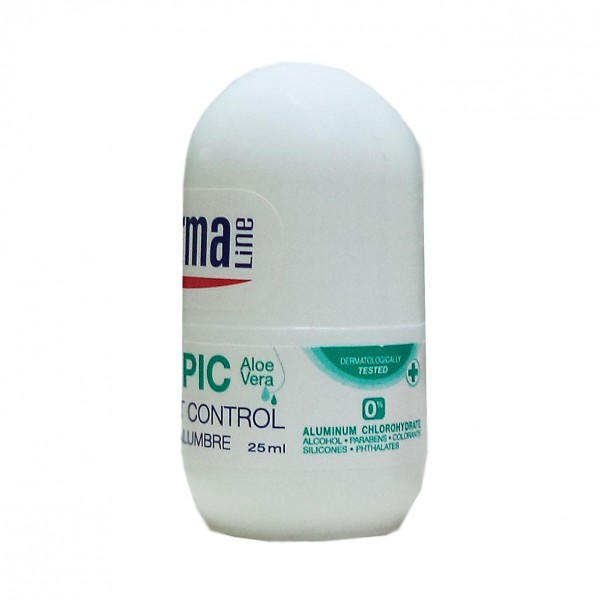 Pharmaline atopic desodorante control 25ml