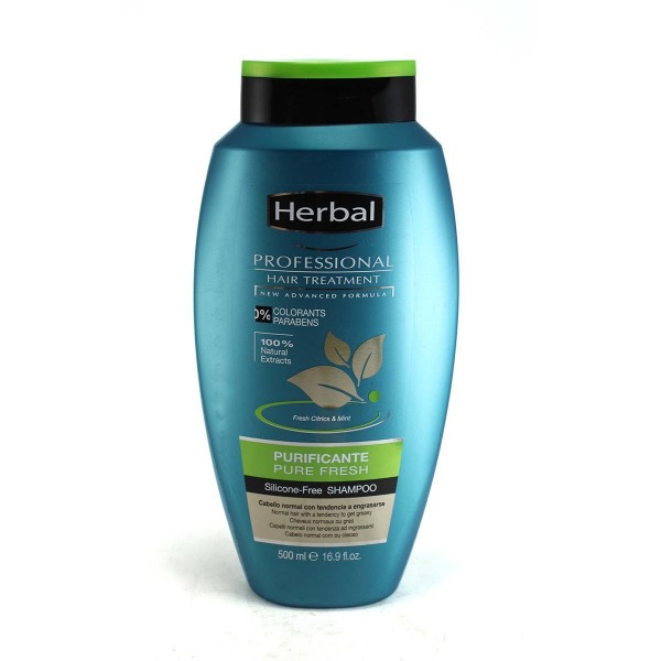 Herbal hispania professional care tratamiento purificante 500ml