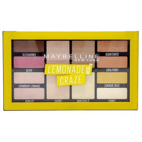 Maybelline lemonade craze sombra de ojos 01