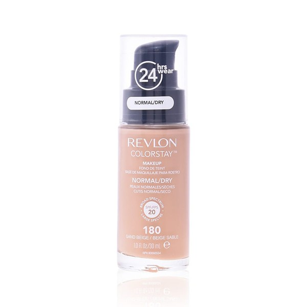 Revlon colorstay base liquida 180 sand beige 35.94gr