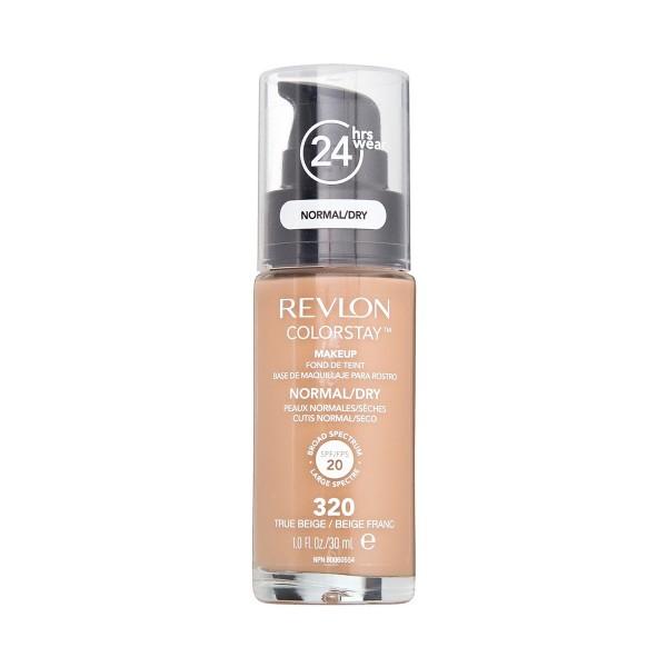 Revlon colorstay base liquida 320 true beige 35.94gr