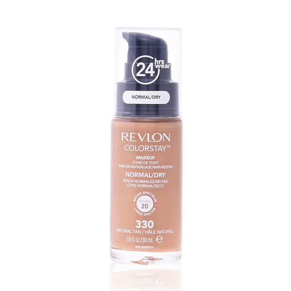 Revlon colorstay base liquida 330 nat tan 35.94gr